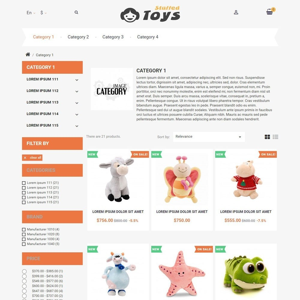 theme - Bambini & Giocattoli - StuffedToys - 3