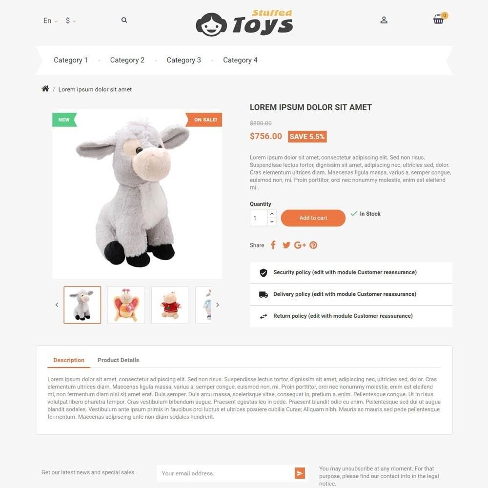 theme - Bambini & Giocattoli - StuffedToys - 4