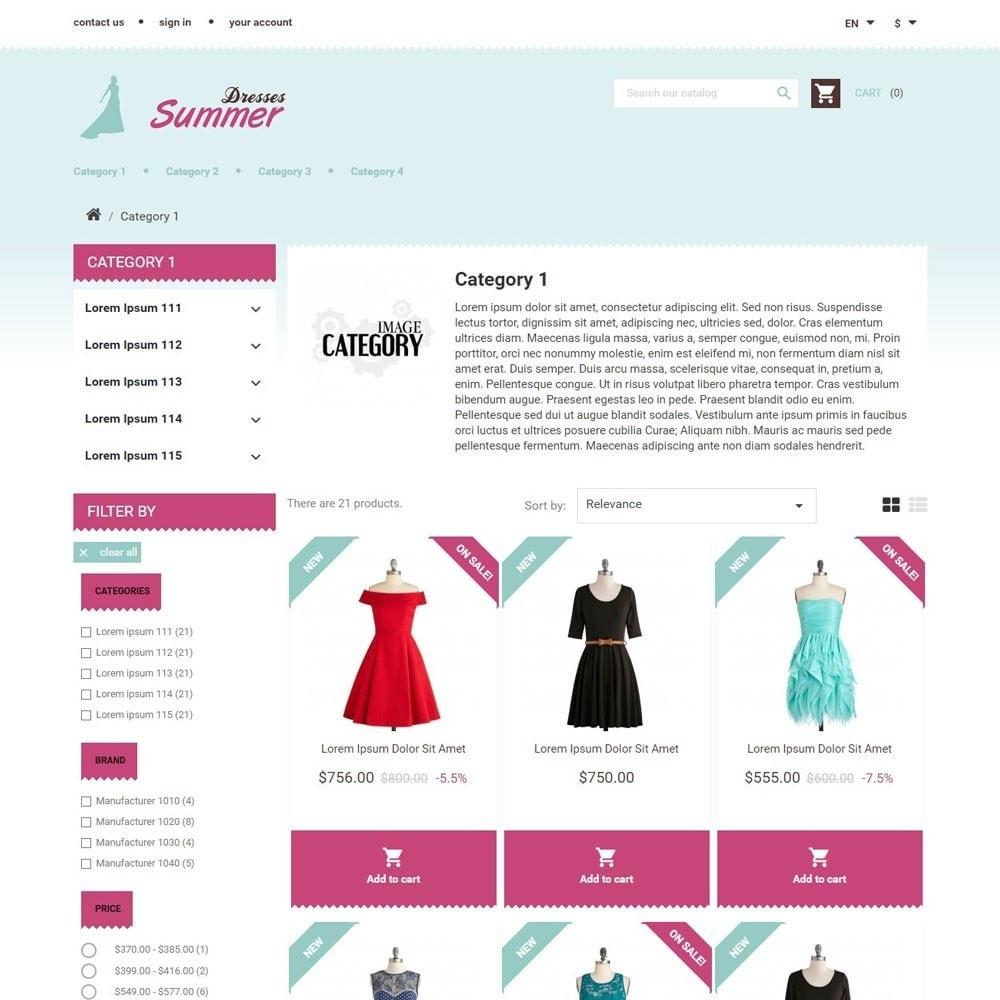 theme - Mode & Schoenen - SummerDresses - 3