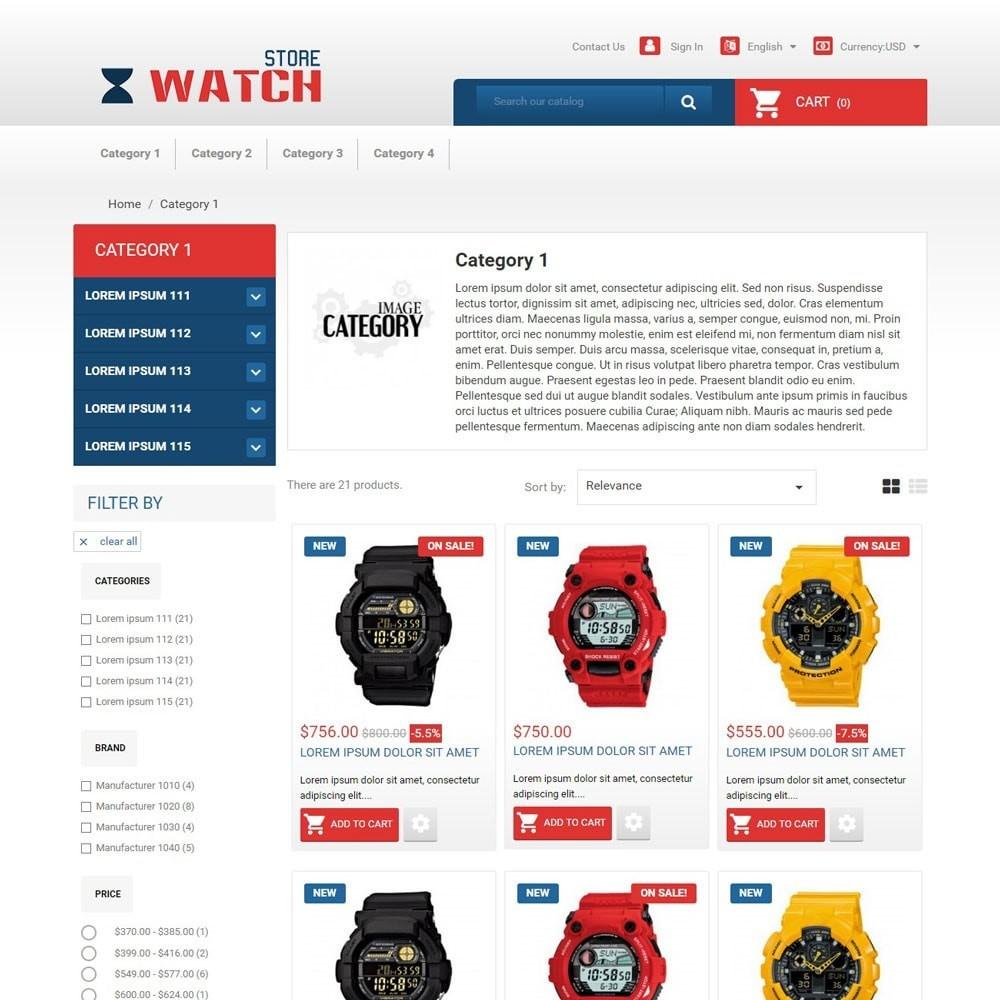 theme - Elektronik & High Tech - WatchStore - 3