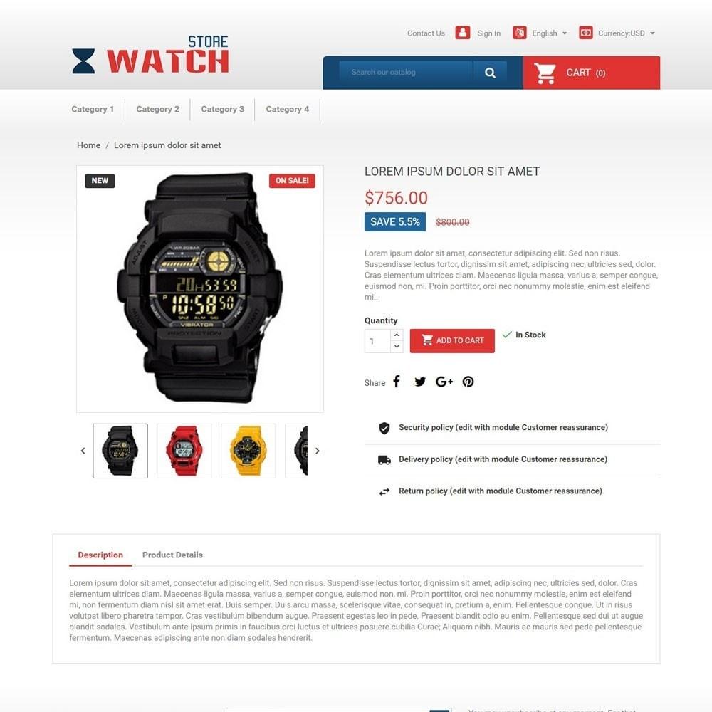 theme - Elektronik & High Tech - WatchStore - 4