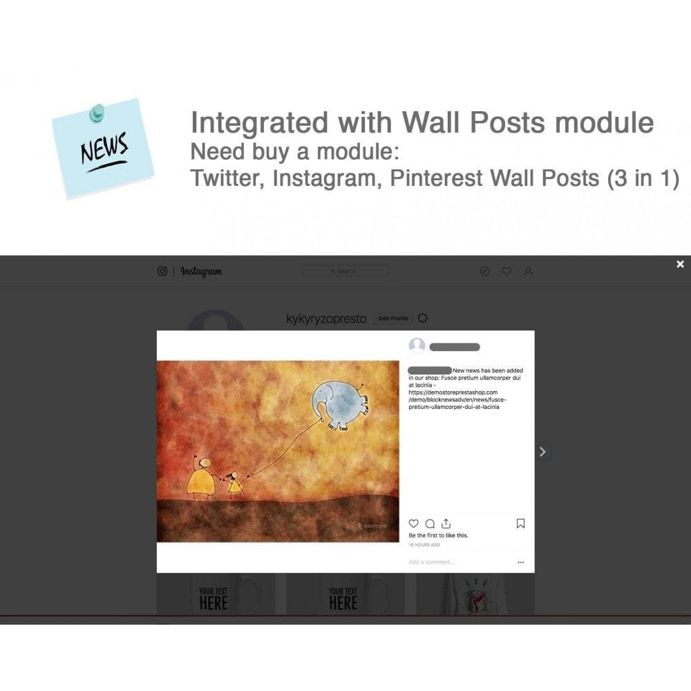 module - Blog, Forum & News - News Advanced + Google Rich Snippets - 14