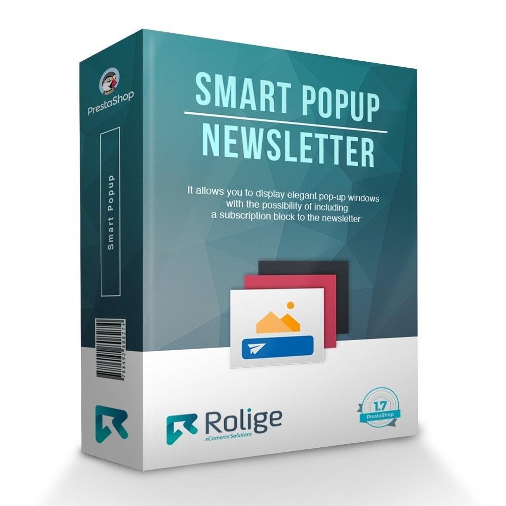 module - Promozioni & Regali - Smart Popup (Newsletter Popup) - 1