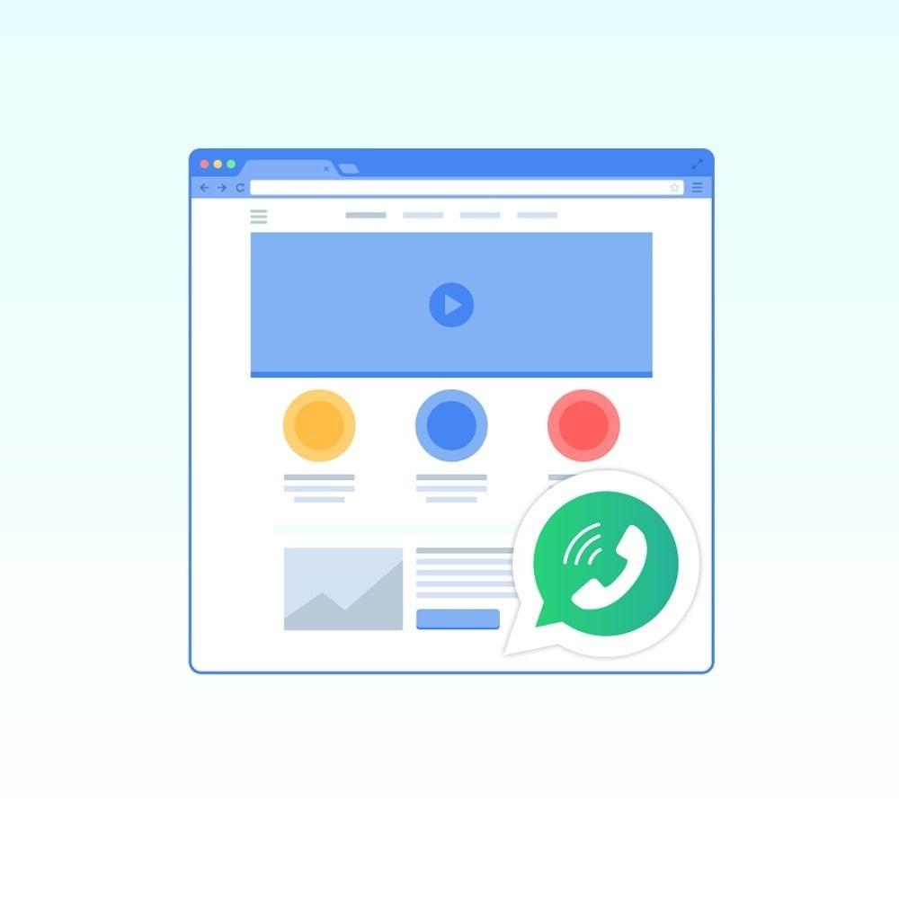module - Поддержка и онлайн-чат - Перезвоните мне - обратный звонок - 1
