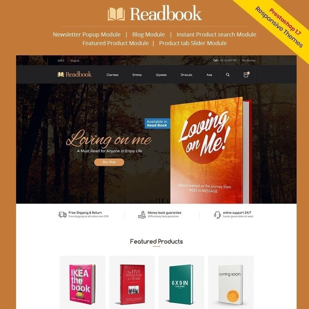 theme - Kunst & Kultur - Readbook - Buchladen - 2