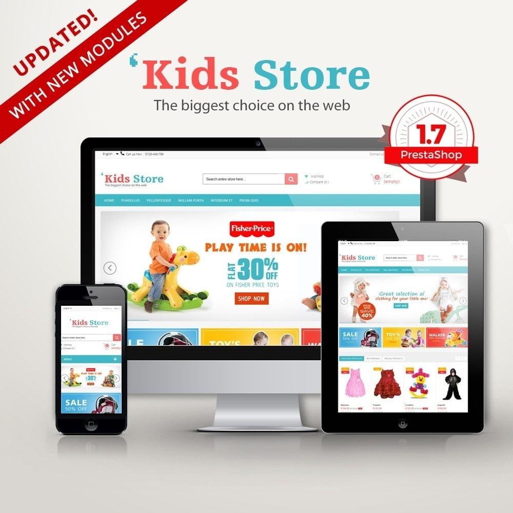theme - Niños y Juguetes - Kids Store Multipurpose RFX0012 - 1