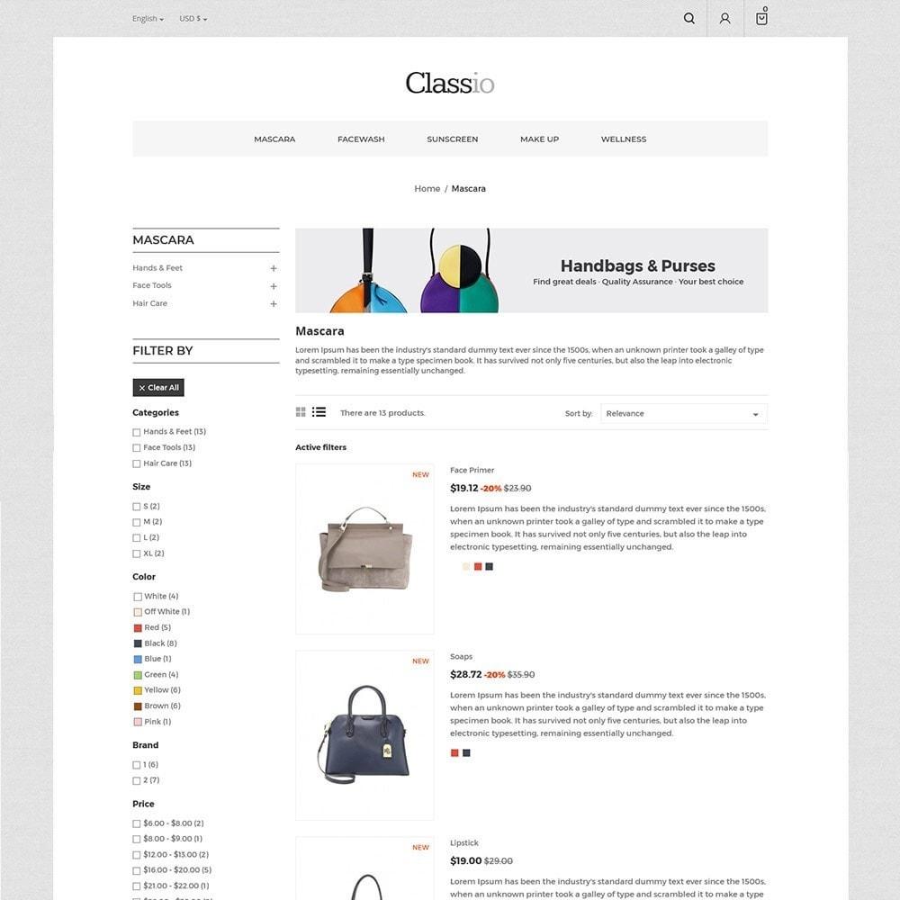 theme - Мода и обувь - Сумка Classio - магазин мод - 4