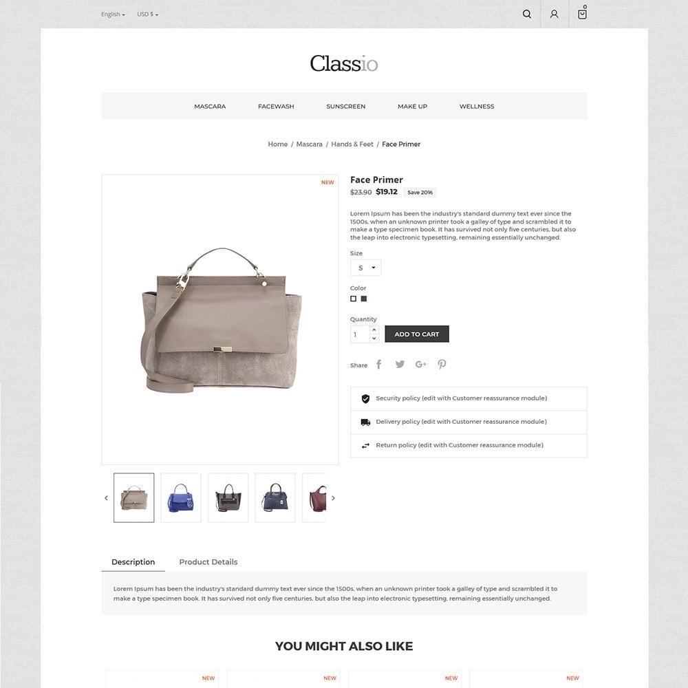 theme - Мода и обувь - Сумка Classio - магазин мод - 5