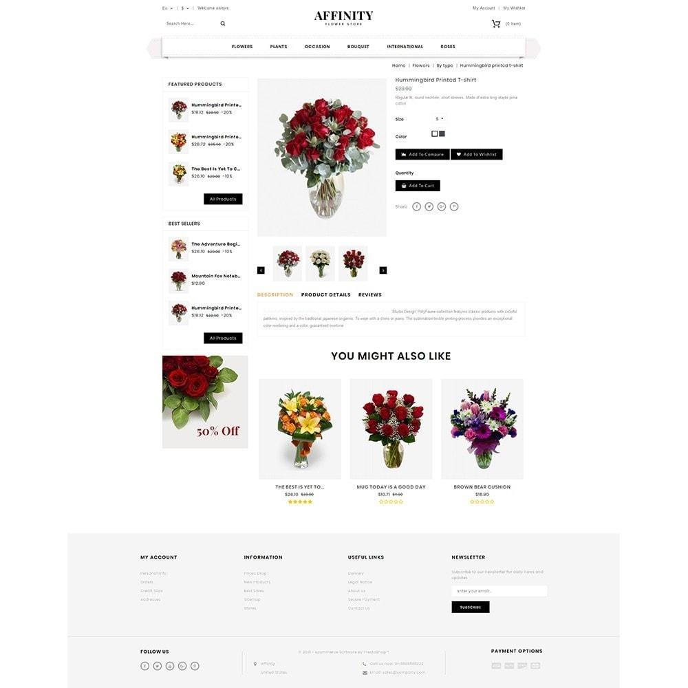 theme - Cadeaux, Fleurs et Fêtes - Affinity Flower Store - 5
