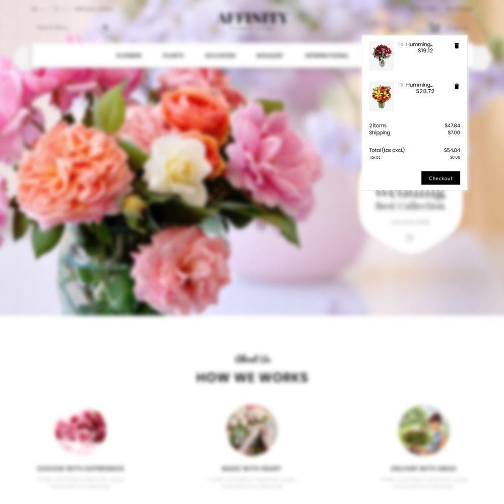 theme - Cadeaux, Fleurs et Fêtes - Affinity Flower Store - 8