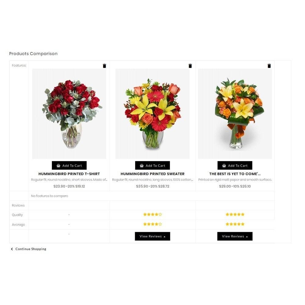 theme - Cadeaux, Fleurs et Fêtes - Affinity Flower Store - 9