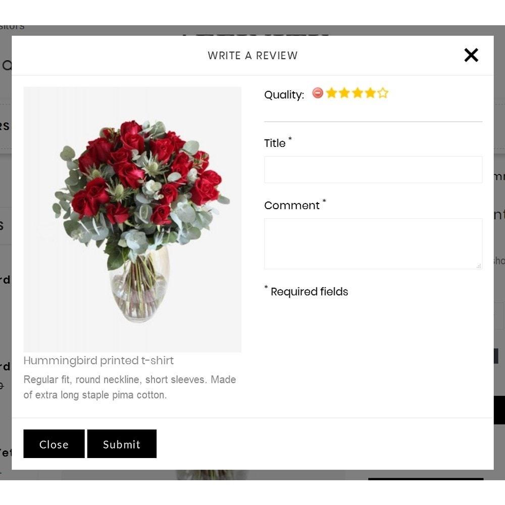 theme - Cadeaux, Fleurs et Fêtes - Affinity Flower Store - 11