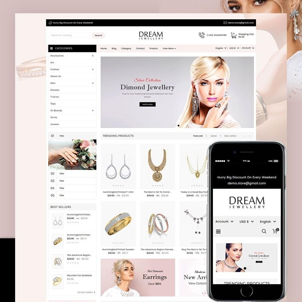 theme - Biżuteria & Akcesoria - Dream Jewellery - 1