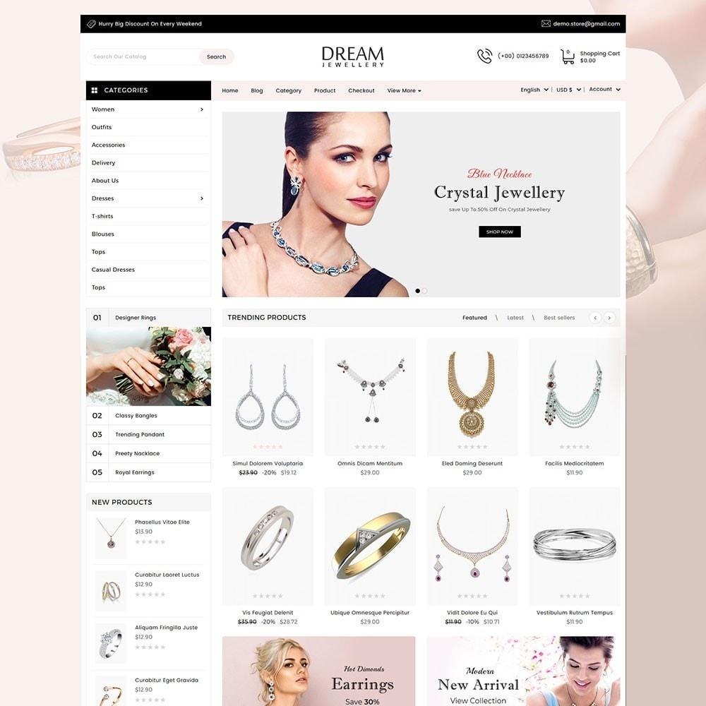 theme - Biżuteria & Akcesoria - Dream Jewellery - 2