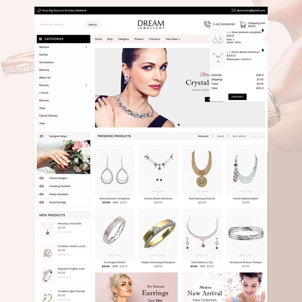 theme - Biżuteria & Akcesoria - Dream Jewellery - 3
