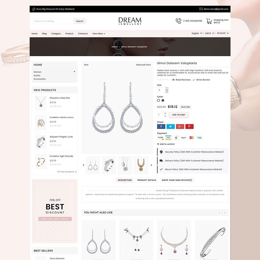 theme - Biżuteria & Akcesoria - Dream Jewellery - 4