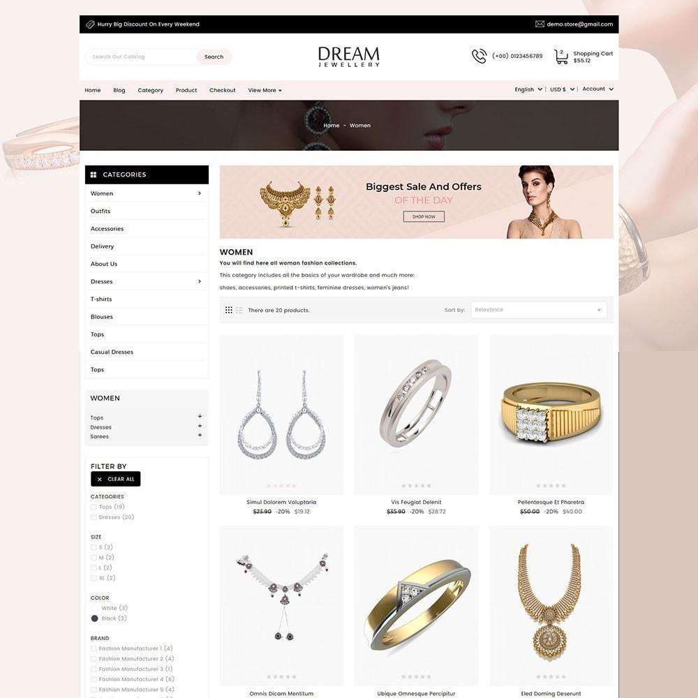 theme - Biżuteria & Akcesoria - Dream Jewellery - 5