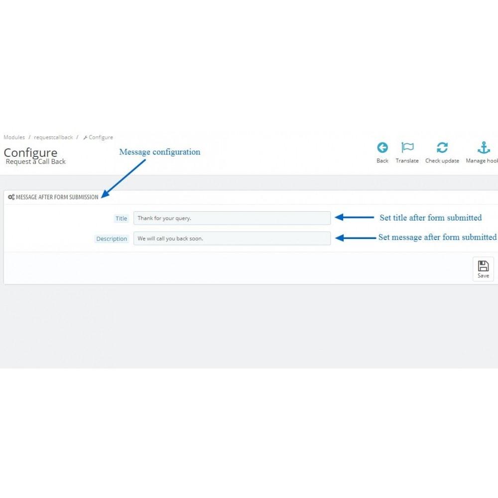 module - Wsparcie & Czat online - Call Back Request - 5