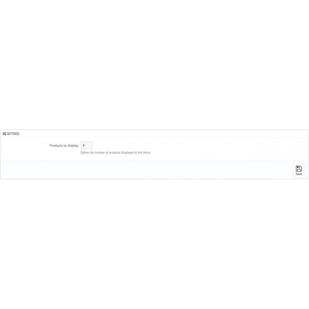 module - Narzędzia nawigacji - Viewed products block - 2