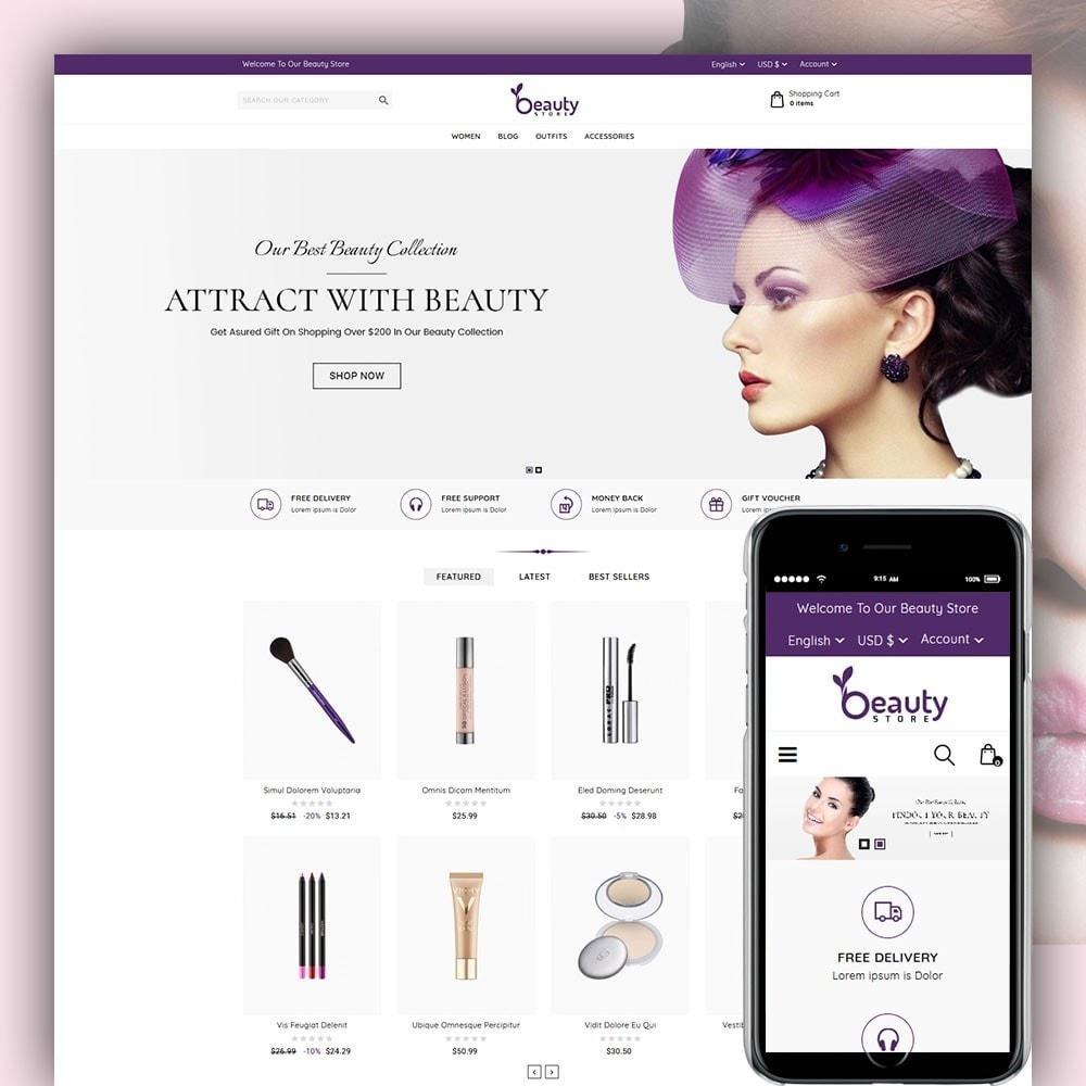 theme - Gesundheit & Schönheit - Beauty Store - 1