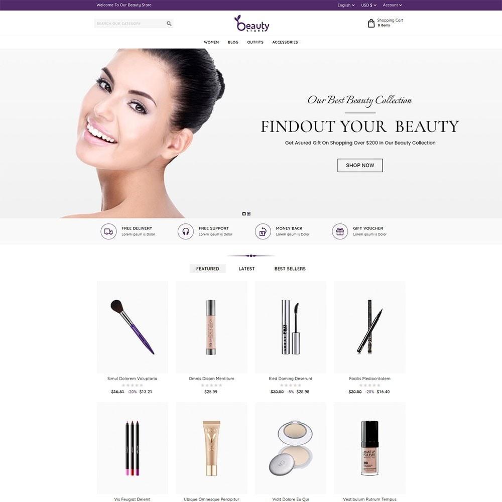 theme - Gesundheit & Schönheit - Beauty Store - 2