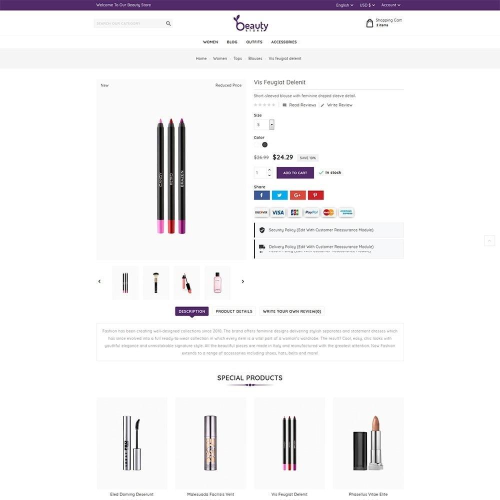 theme - Gesundheit & Schönheit - Beauty Store - 4