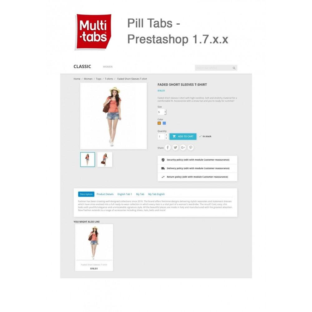 module - International & Localization - Product Tabs (Multi-Language, Responsive, 12 styles) - 19
