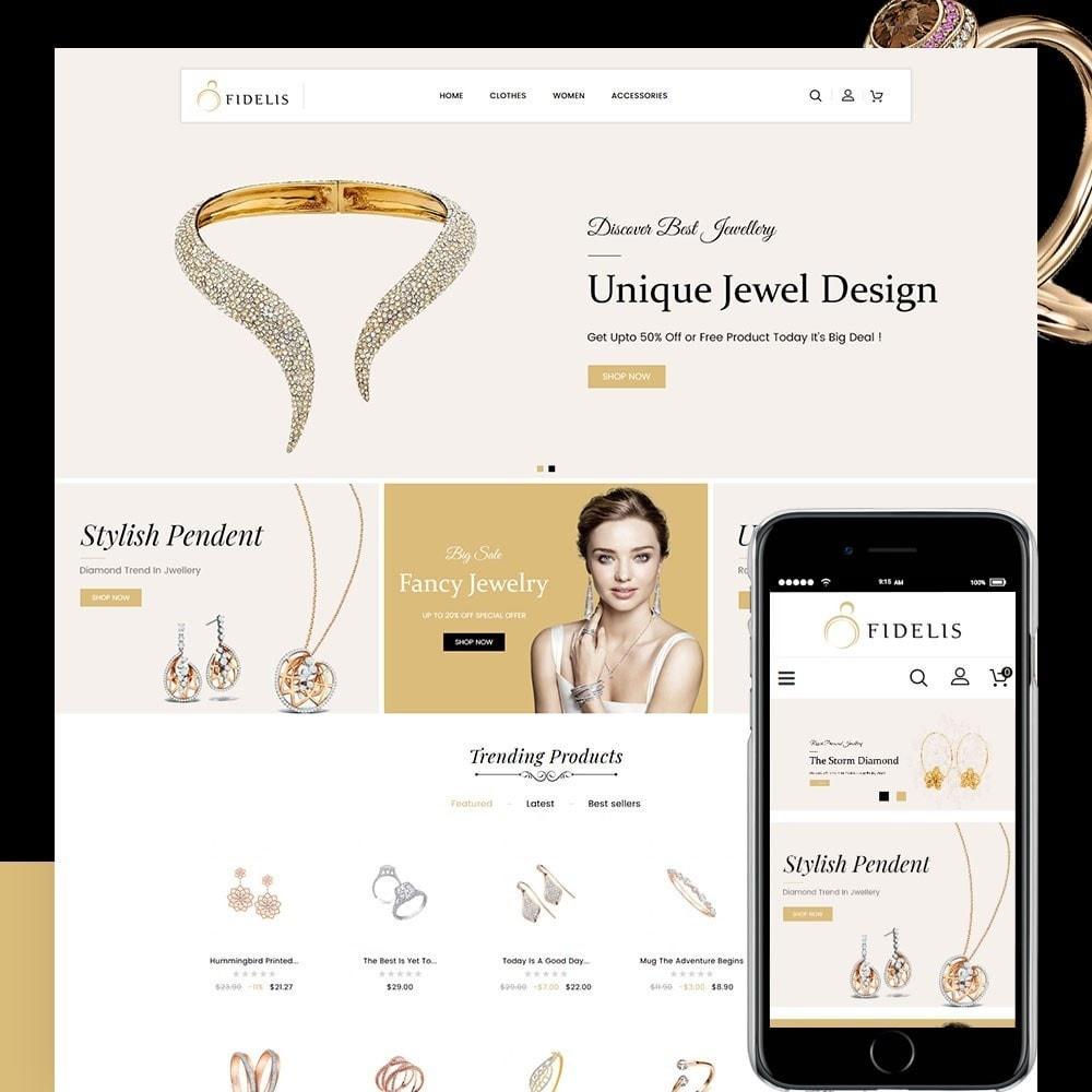 theme - Schmuck & Accesoires - Fidelis Jewellery Store - 1