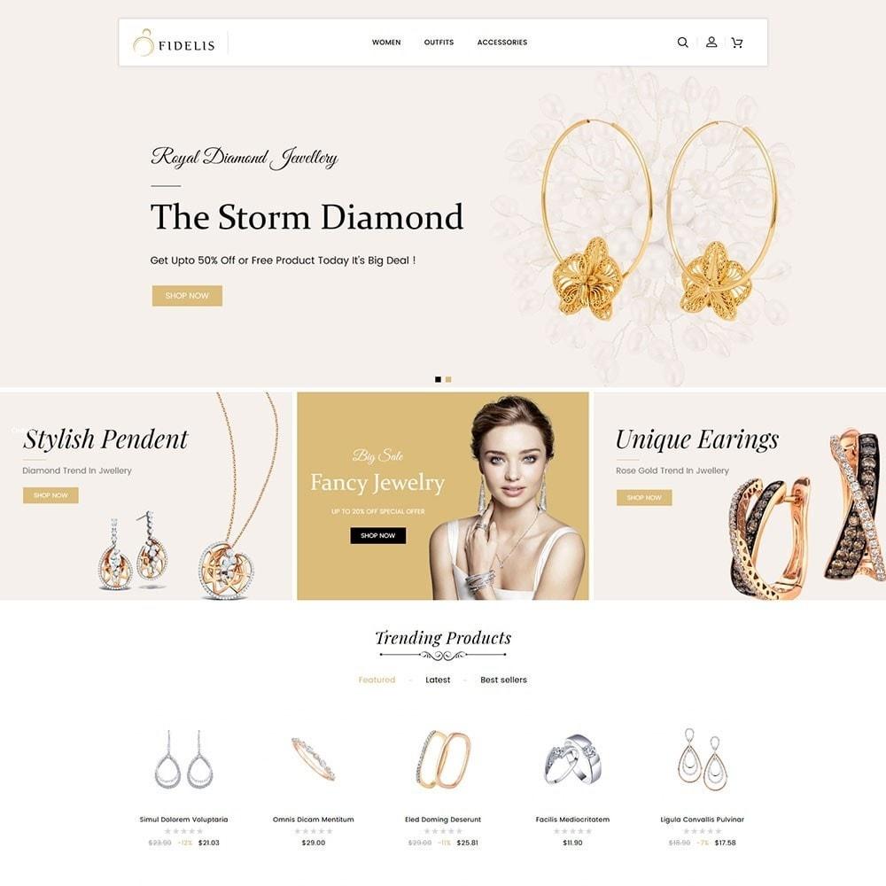 theme - Schmuck & Accesoires - Fidelis Jewellery Store - 2
