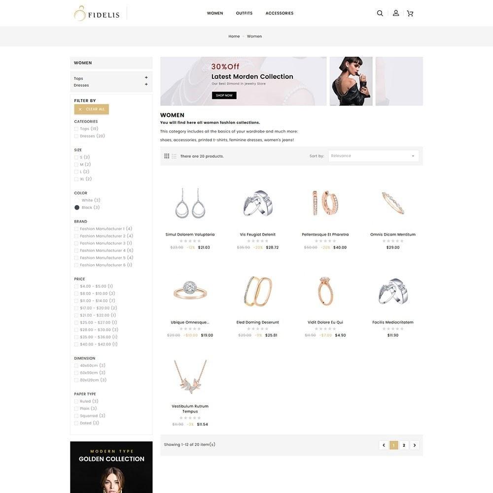 theme - Schmuck & Accesoires - Fidelis Jewellery Store - 6