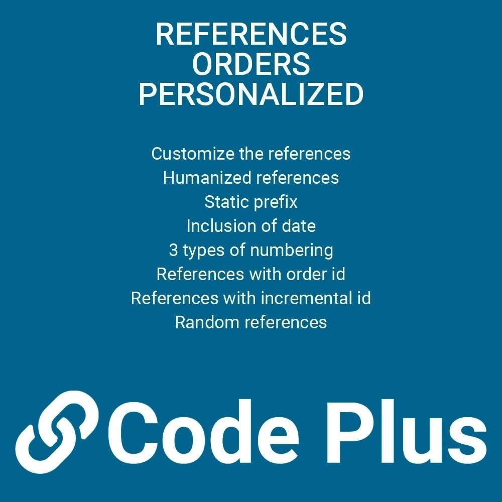 module - Orderbeheer - Custom order references - 1