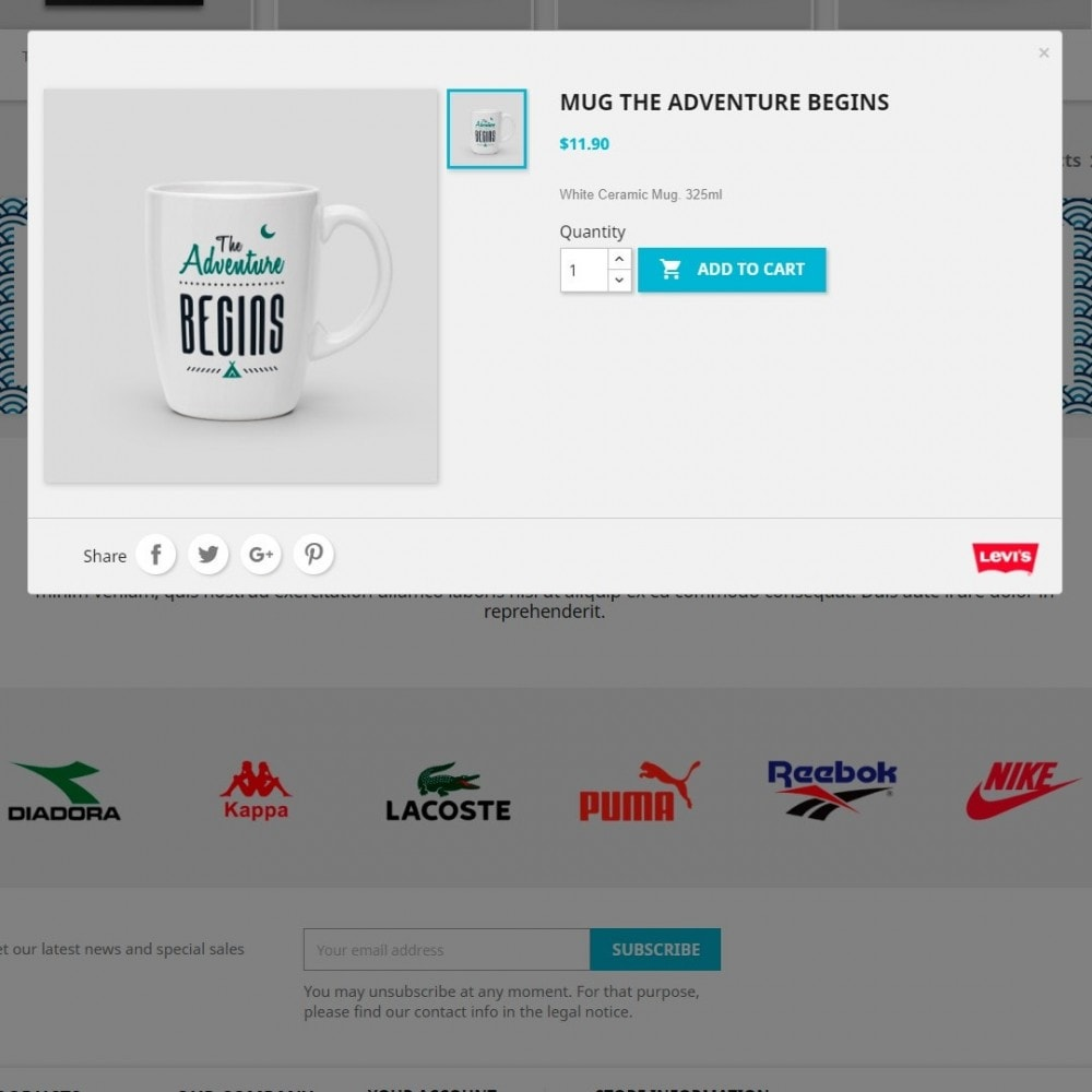 module - Marcas y Fabricantes - Partners Manufacturers Brand Logo Slider & Gallery - 4