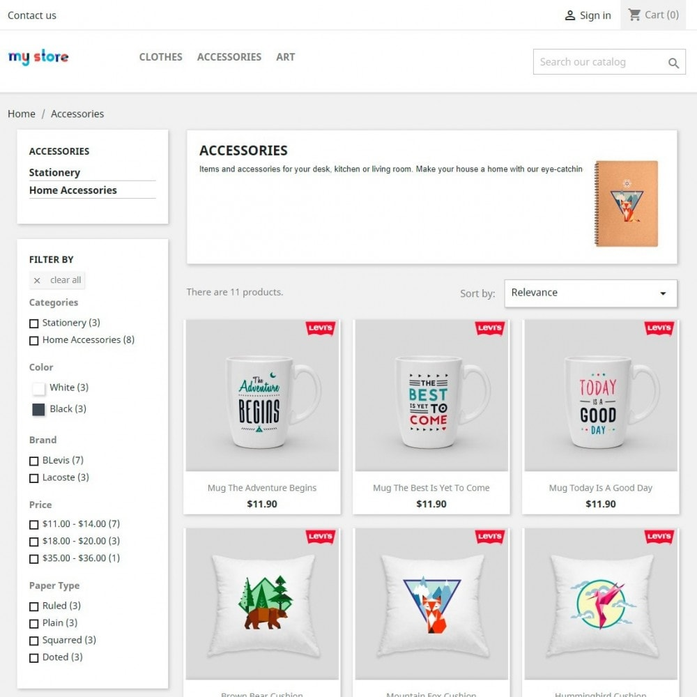 module - Marcas y Fabricantes - Partners Manufacturers Brand Logo Slider & Gallery - 5