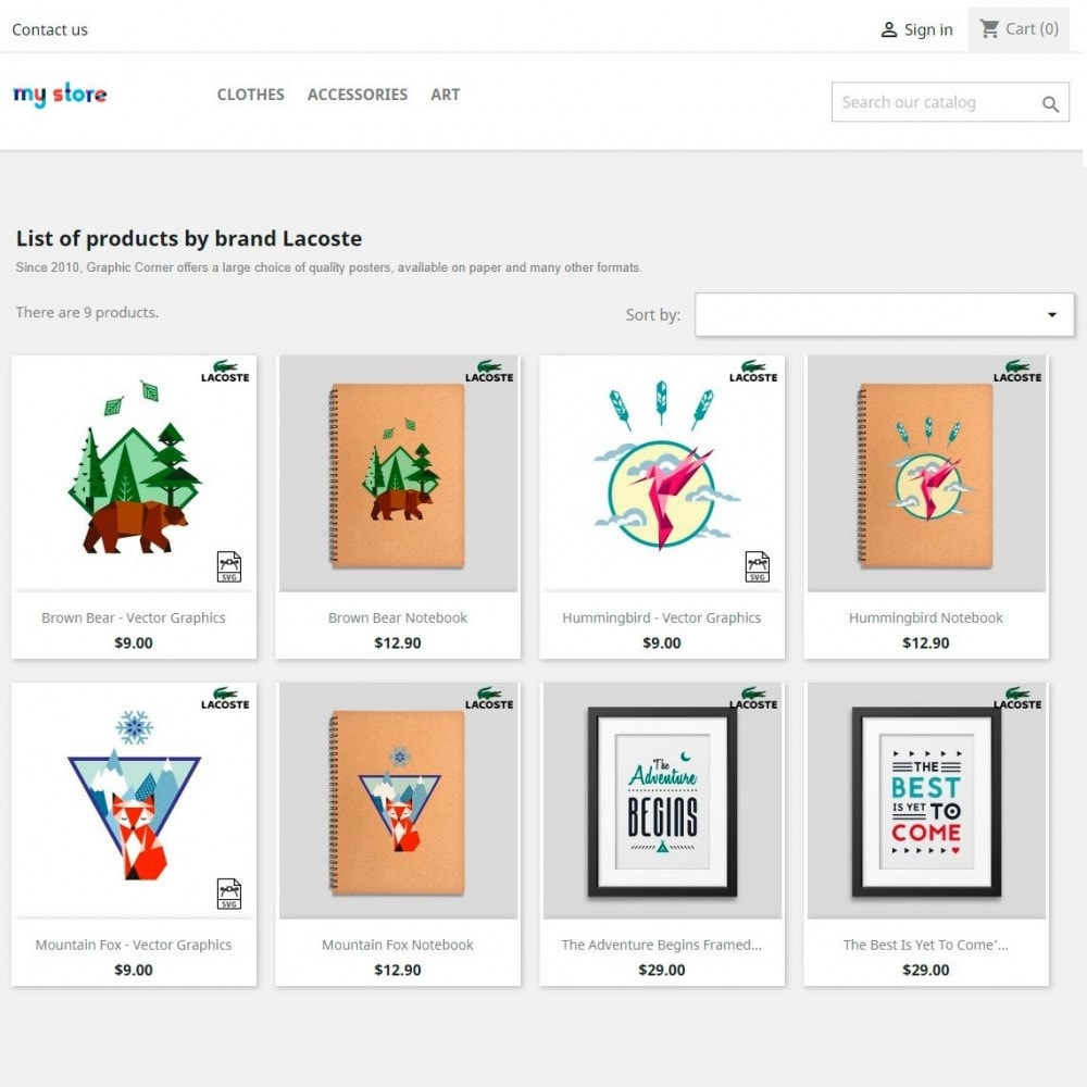 module - Marcas y Fabricantes - Partners Manufacturers Brand Logo Slider & Gallery - 6