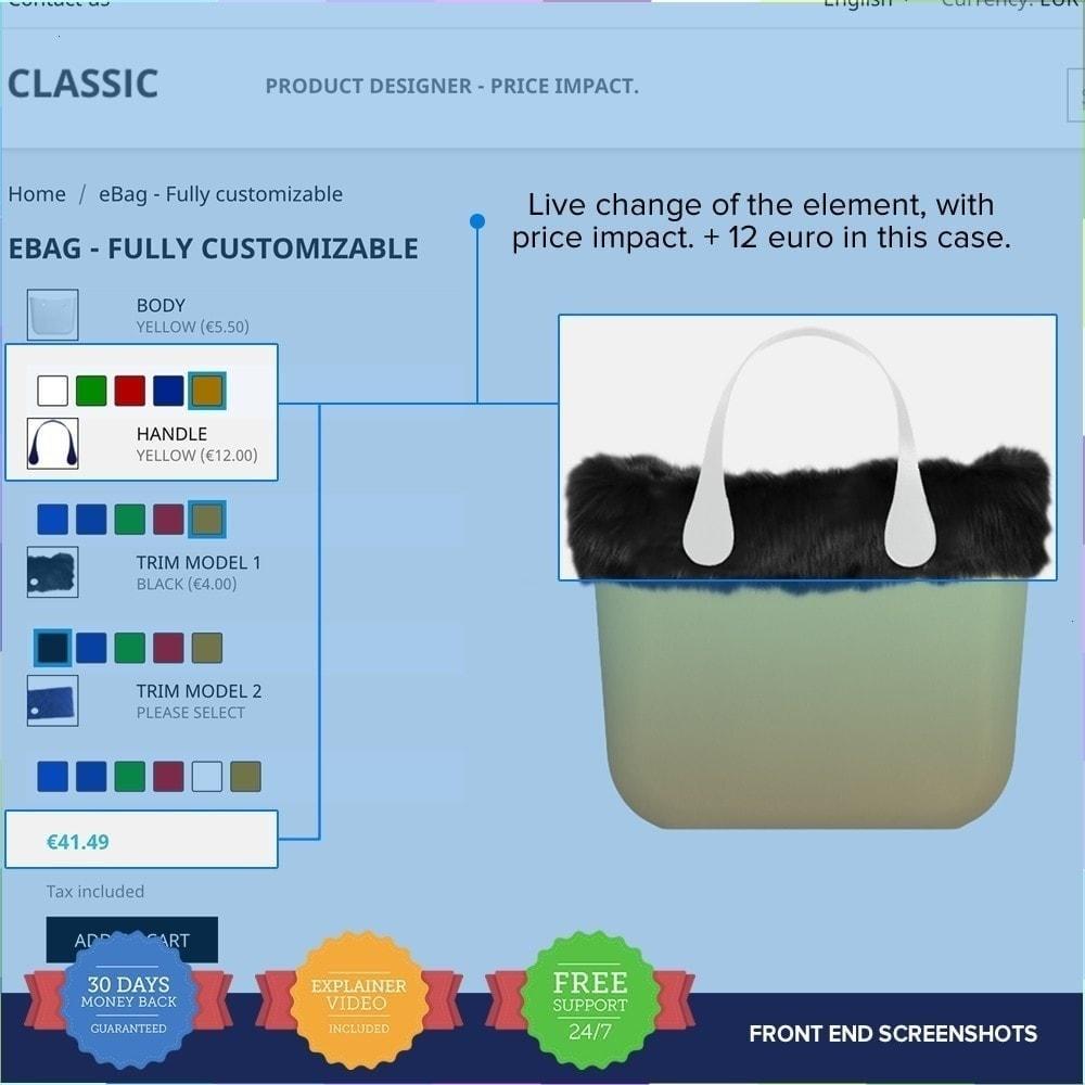 module - Bundels & Personalisierung - Produkt Komponist PRO - 4