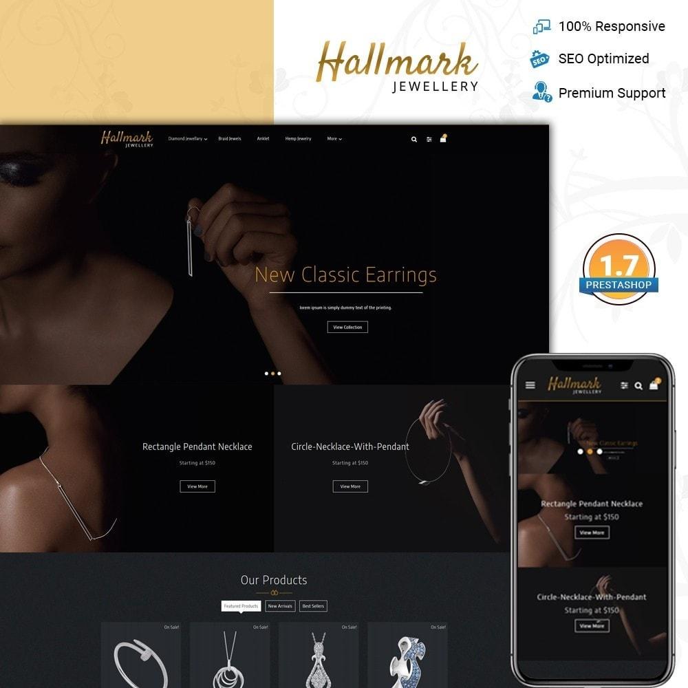 theme - Ювелирные изделия и Аксессуары - Hallmark - Jewelry Store - 1
