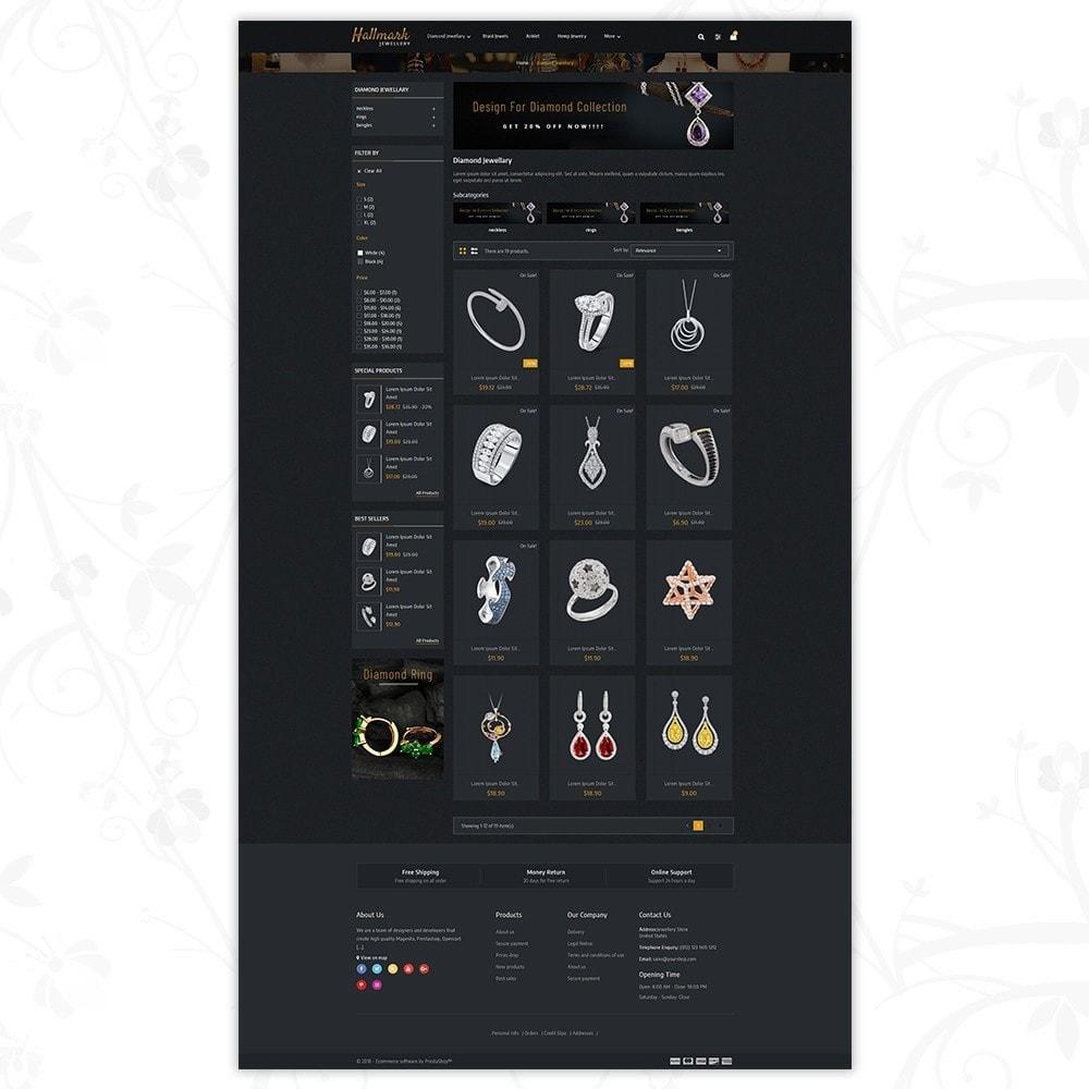 theme - Ювелирные изделия и Аксессуары - Hallmark - Jewelry Store - 3