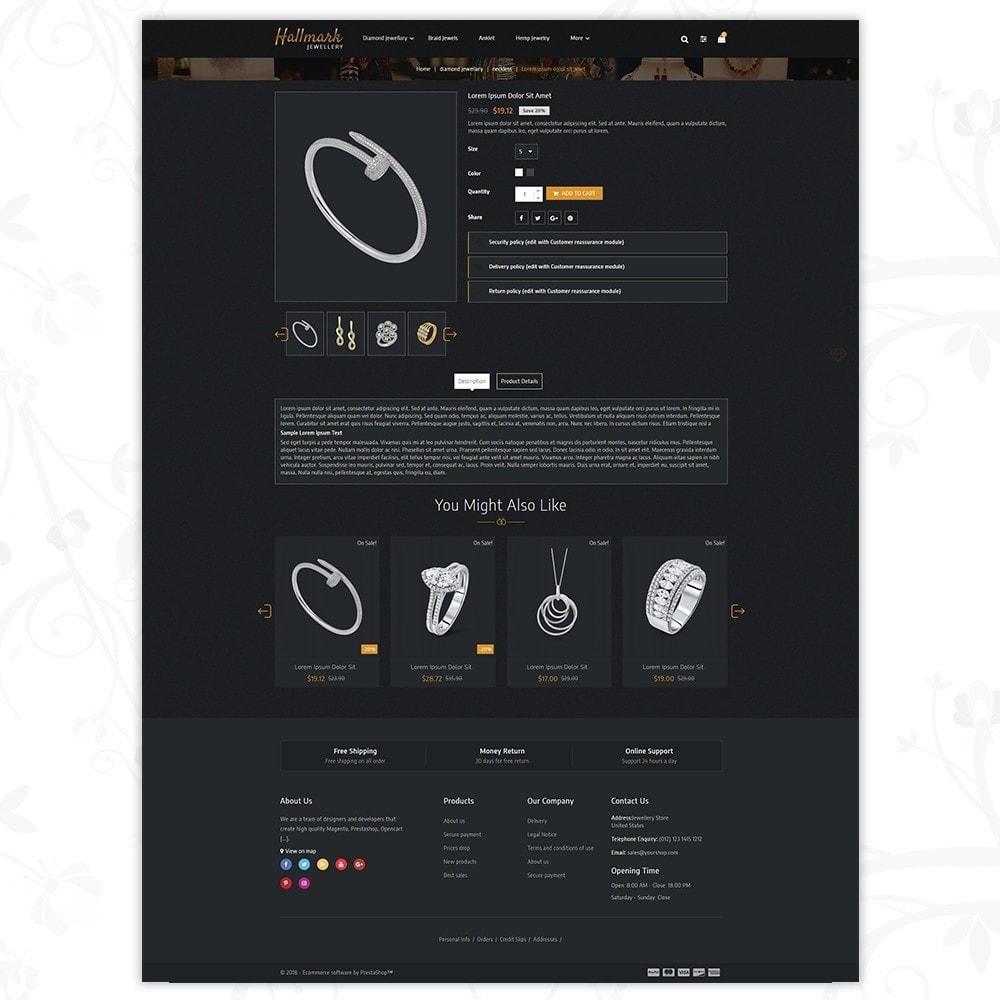 theme - Ювелирные изделия и Аксессуары - Hallmark - Jewelry Store - 5