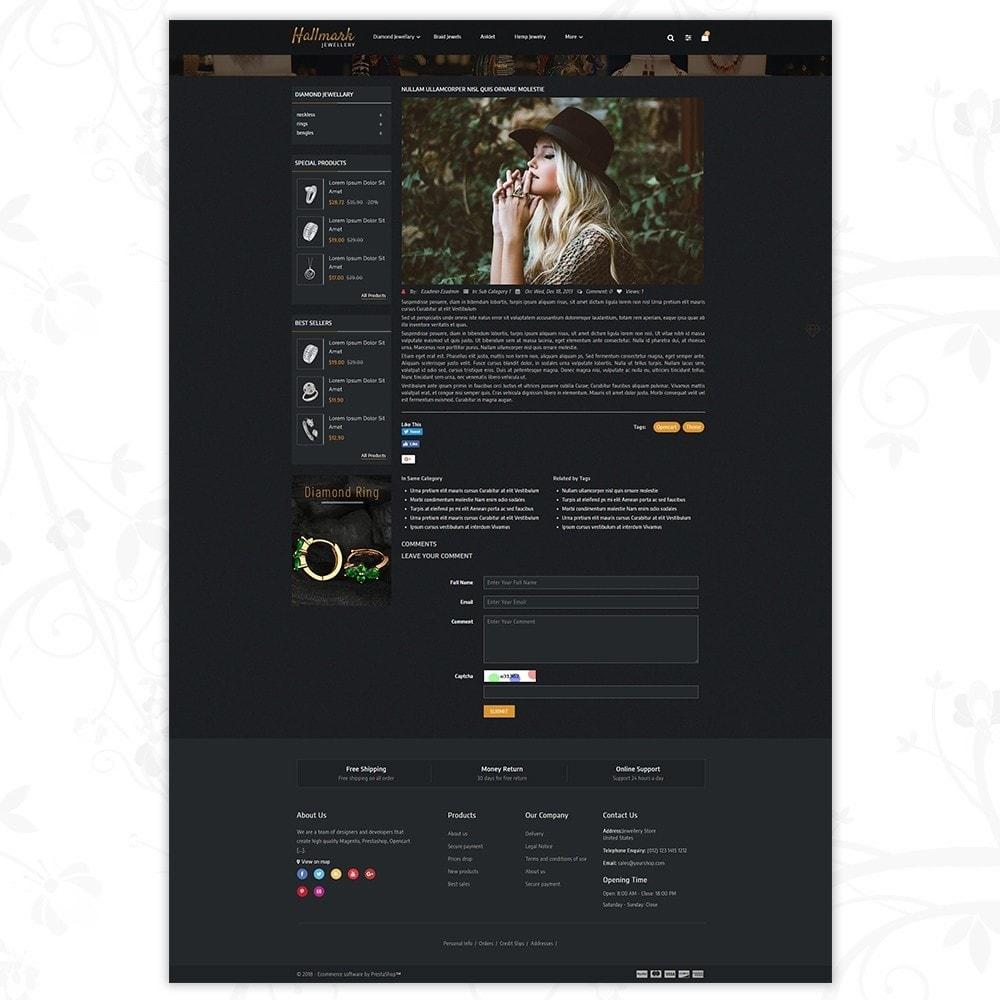 theme - Ювелирные изделия и Аксессуары - Hallmark - Jewelry Store - 7