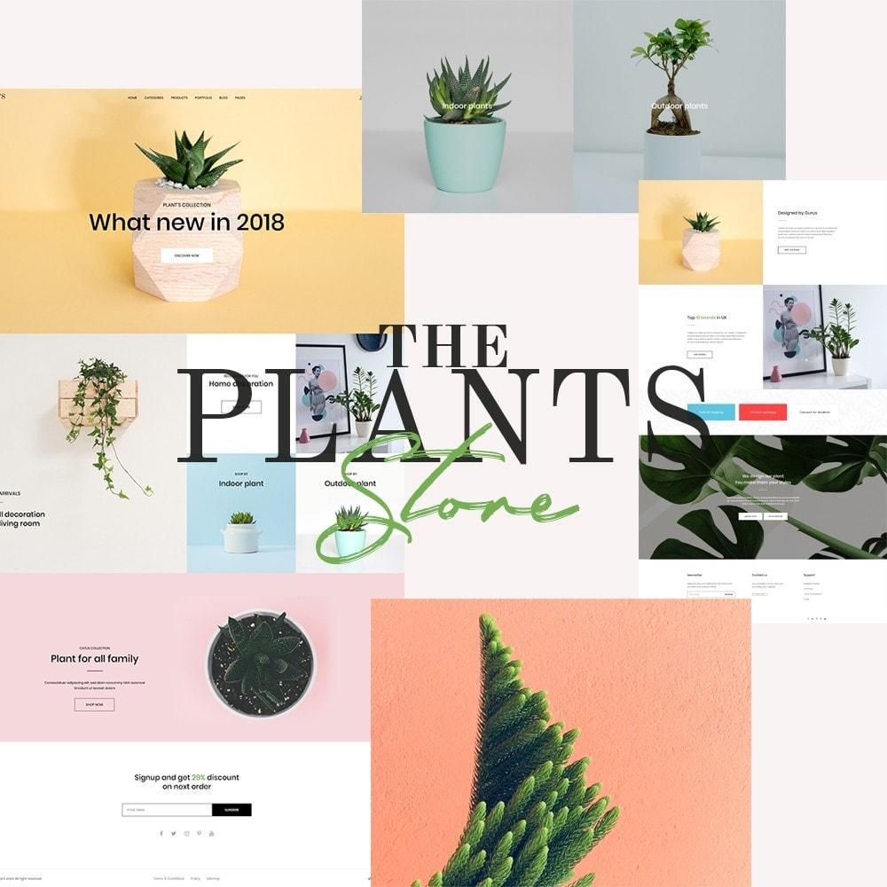theme - Dom & Ogród - Plant Store - Gardening & Houseplants - 2