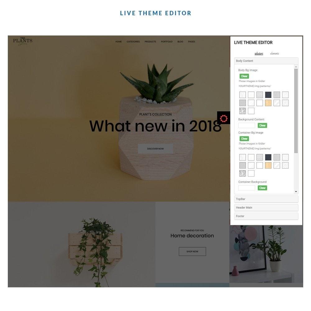 theme - Dom & Ogród - Plant Store - Gardening & Houseplants - 5