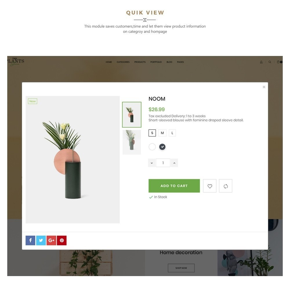 theme - Dom & Ogród - Plant Store - Gardening & Houseplants - 7