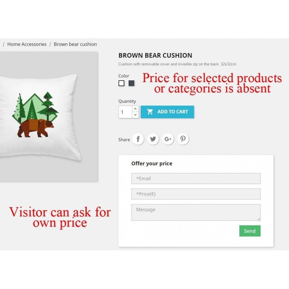 module - Quotes - Price on request - 2