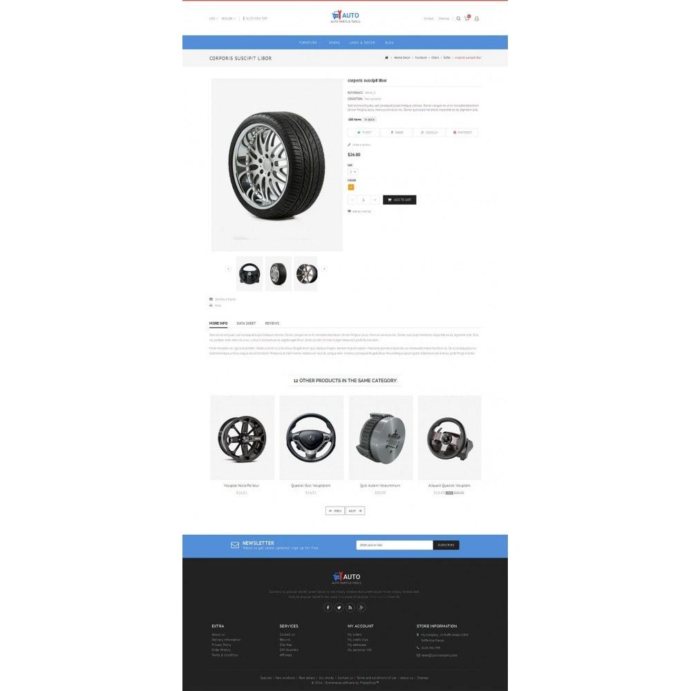 theme - Coches y Motos - Auto Parts Store - 6