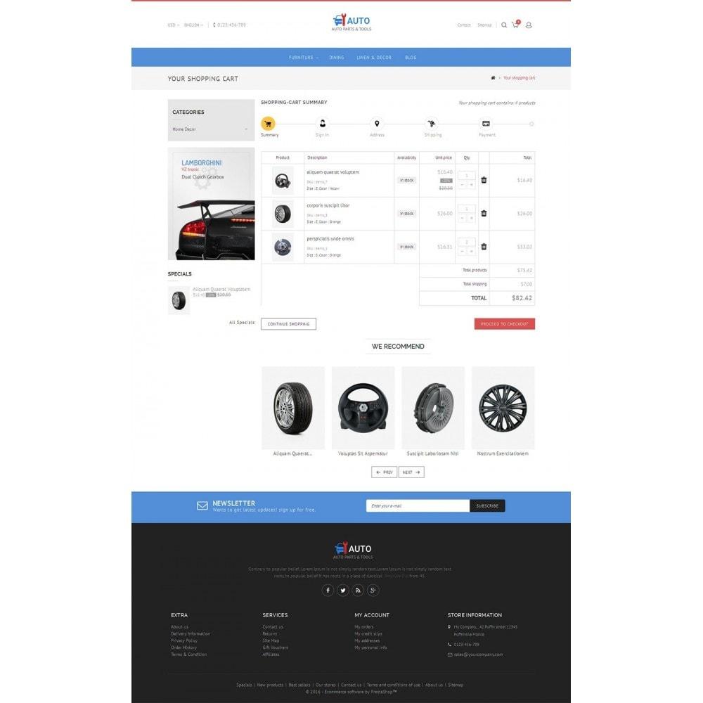 theme - Coches y Motos - Auto Parts Store - 7
