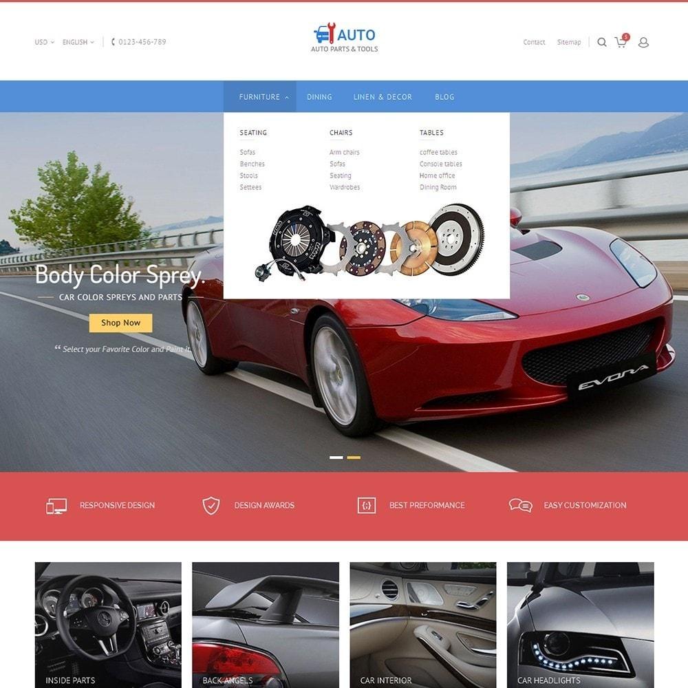 theme - Coches y Motos - Auto Parts Store - 9