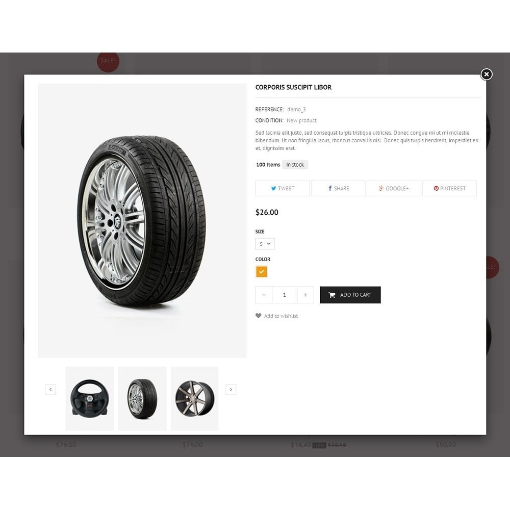 theme - Coches y Motos - Auto Parts Store - 10