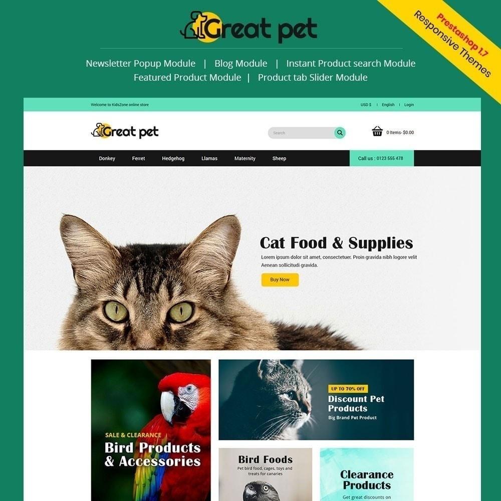 theme - Животные и домашние питомцы - Pet - магазин для животных - 2