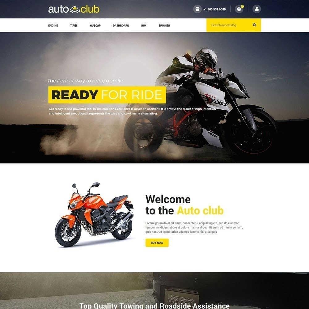 theme - Samochody - Auto Part - Tool Store - 1