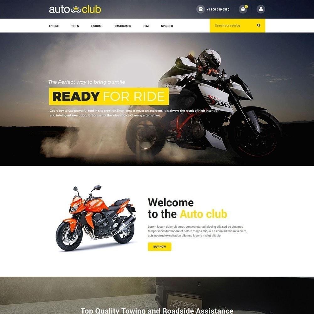 theme - Auto & Moto - Parte automatica - Tool Store - 3